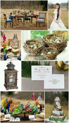 Everyone wants a fairytale wedding! Why not create your own fairytale!