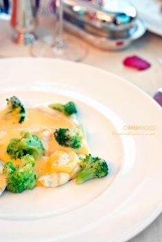 La Terrazza Grand Hotel Tremezzo - il menù curato dal Maestro Gualtiero Marchesi ©annafracassi