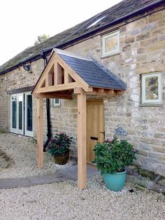 Oak Porches – A Gallery Showing High Quality Porches