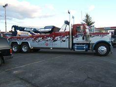 Peterbilt Heavy Duty Tow Trucks | ... peterbilt 379 heavy duty wrecker tow truck for sale in new york email