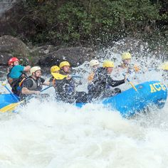 ACE Adventure Resort - Gauley River Whitewater Rafting Marathon