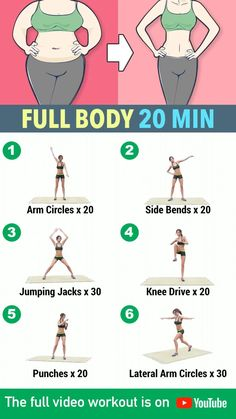 Fitness Workouts, Gym Workout Videos, Gym Workout For Beginners, Fitness Workout For Women, Sport Fitness, At Home Workouts, Full Body Gym Workout, Waist Workout, Weight Loss Workout Plan