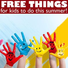 Free or Almost Free Stuff for Kids to Do This Summer - Julie's Freebies Free Stuff By Mail, Get Free Stuff, Free Things, Farmers, Magazines, Hands, Summer, Journals, Summer Time