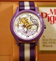 1980's Miss Piggy Watch