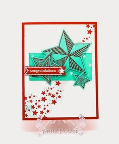 Stamps, Paper, Ink Create!: Be The Star Stamp Set for Sketch Class