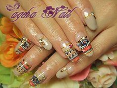 Ongels ♪ popular nail designs