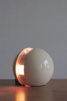 "eBay | 1970 GIANNI COLOMBO ARREDOLUCE ""GEA"" MODERNIST LAMP mid-century-modern arteluce"