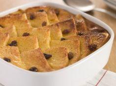 Irish Bread & Butter Pudding