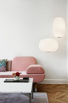 Here you will find the wide range of the world famous original hand-folded Le Klint lampshades and lamps and accessories produced at the factory in Denmark. Berlin Design, Scandi Chic, Home And Living, Living Room, Interior Decorating, Interior Design, Black Lamps, Lamp Design, Home Lighting