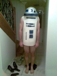 R2D2 Fail? Nailed it!