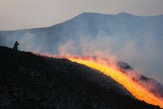 """Abra Calabria, """" #Etna... #trekking ad alta quota....e temperatura!"""" #vulcani #Sicilia"""