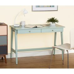White Finish Home Office Furniture: Free Shipping on orders over $45 at Overstock.com - Your Online Home Office Furniture Store! 6 or 12 month special financing available. Get 5% in rewards with Club O!