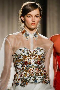 Marchesa Fall 2013 RTW - Details - Fashion Week - Runway, Fashion Shows and Collections - Vogue