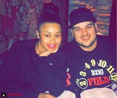Blac Chyna Instagram Profile Refollowed By Rob Kardashian as They Enjoy a Date Night
