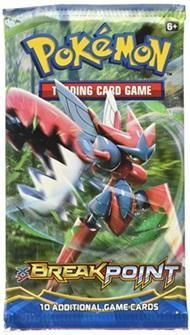 Pokemon XY Breakpoint Booster Pack x2 Two Packs