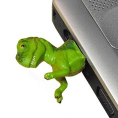 Dinosaur USB flash drive. $35 and awesome.