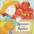 Autumn is for apples. This is the nightly book lately.