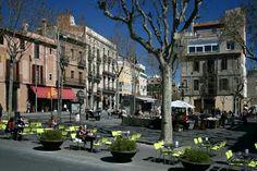 Plaça de Sarria.