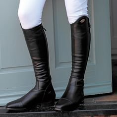 Obsessed with these Parlanti riding boots
