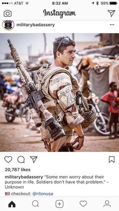 A French sniper of the bataillon de chasseurs alpins during the Opération Barkhane Sahel region in Africa. Military Units, Military Gear, Military Weapons, Military History, Military Force, Special Forces Gear, Military Special Forces, Beret Rouge, Tactical Operator