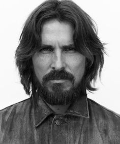 Christian Bale Long Hair - 40 Hot Guys with Long Hair: Sexy Long Hairstyles For Men #longhairmen #menshairstyles #menshair #menshaircuts #menshaircutideas #menshairstyletrends #mensfashion #mensstyle #fade #undercut #barbershop #barber