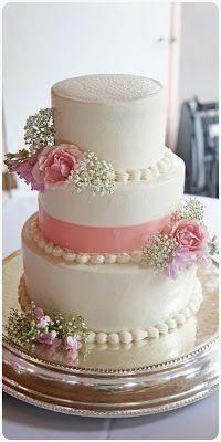 cake simple elegant