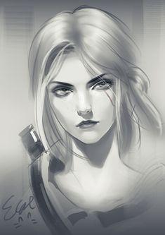 The Witcher, Ciri
