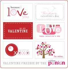 Love Printables ♥