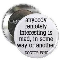 Yay! I can fit my Dr. Who love in this board as well!