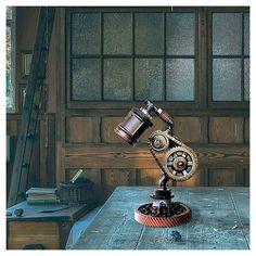 Vintage industrial lighting Industrial lamps Industrial