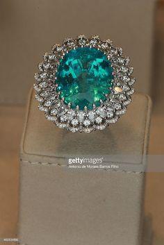 Jewelry Presentation - Paris Fashion Week - Haute Couture S ...