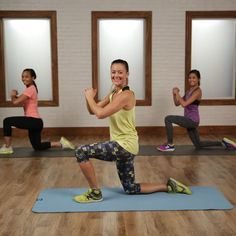 20-Minute Bodyweight Workout | Video Burn Up the Calories With This At-Home Cardio Workout