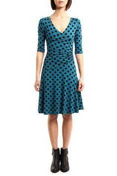 Beautiful retro polkadot dress - Klaes Myras