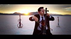 Moonlight - Electric Cello (Inspired by Beethoven) - ThePianoGuys, via YouTube.