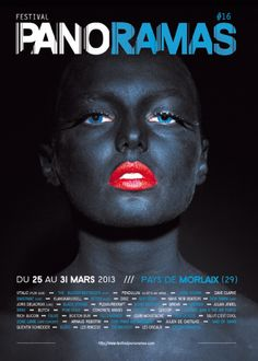 Festival Panoramas #16, du 25 au 31 mars 2013 - Morlaix