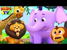 Kids TV - The nursery rhymes channel for kindergarten aged children. These kids songs are great for learning the alphabet, numbers, shapes, colors and lots m. Zoo Songs, Baby Songs, Kids Songs, Rhymes Songs, Kids Nursery Rhymes, Rhymes For Kids, Learn Animation, Papa Baby, Phonics Song