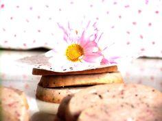 As receitas da minha cozinha: Bolachas de framboesa com sementes de papoila