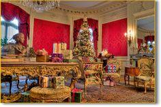 breakers mansion christmas tour | Saturday, November 9 – Sunday, January 1 – Christmas at the ...