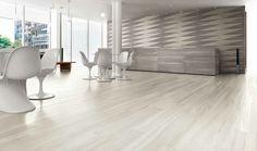 Divine Gray Wood Tile Planks and wood plank tile grout line Wood Tile, Wood Look Tile, Contemporary Home Decor, Grey Wood Tile, Wood Tile Bathroom, Flooring, Wood Planks, Home Decor Catalogs, Wood Plank Tile