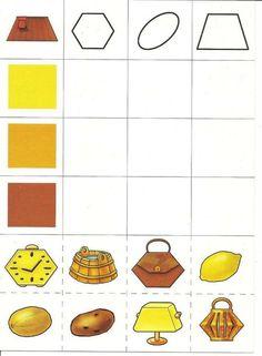Preschool Worksheets, Preschool Learning, Kindergarten Activities, Book Activities, Teaching Kids, Art Education Lessons, Kids Education, Math Lessons, Montessori Materials