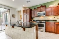 What a kitchen | For Sale 2065 W MARK LN, Phoenix, AZ 85085 | Ritzy FIRESIDE AT NORTERRA North Phoenix Townhouse Piles on the Luxury, lifestyle…