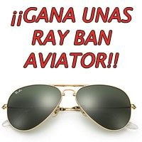 Consigue unas Ray Ban Aviator Folding