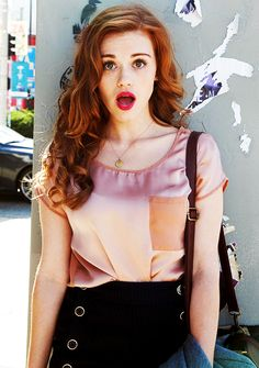 Holland Roden... gotta love a ginger!