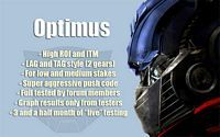 #Poker Optimus Profile for the Shanky Holdem Poker Bot