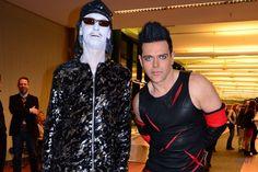 Flake & Richard (Rammstein) - Echo Awards 2012