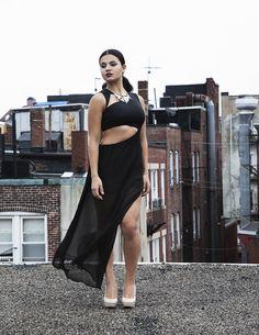 Savannah Cut Out Dress | Daisy Spade