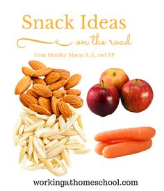 Travel Snacks for THM