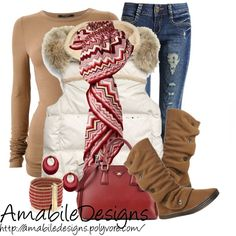 """""""Warm Comfy and Cozy"""" by amabiledesigns on Polyvore"""