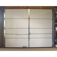 null Garage Door Insulation Kit (8-Pieces)