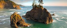 This Secret Slice Of Oregon Coast Is The Most Beautiful Place You've Never Heard Of